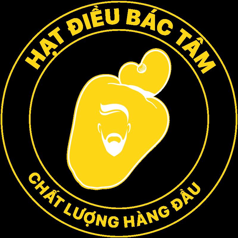 Logo Hạt Điều Bác Tâm